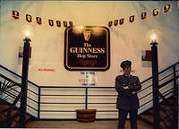 guiness factory tour